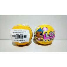 Кукла LOL- в шарике сестренка Конфетти